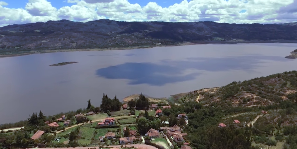 Bogota-Laguna de Guatavita