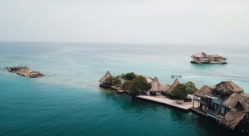 Cartagena de indias, Islas del Rosario