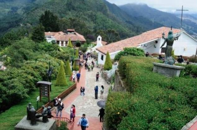 Cerro Monserrate-Colombia
