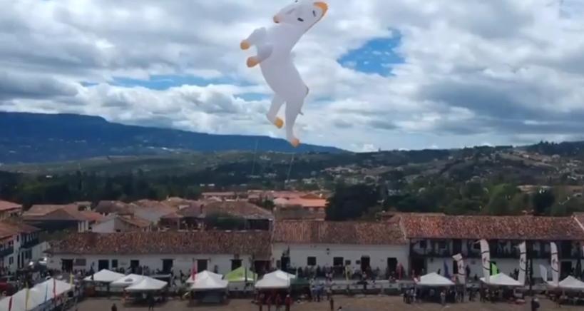 Festival del Viento y de las Cometas, Villa de Leyva