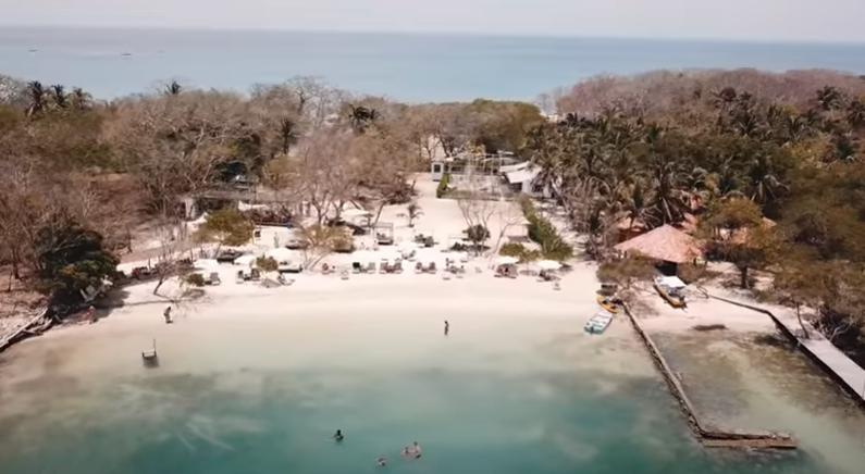 Islas del Rosario-Cartegana de indias, Colombia