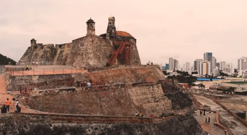 Murallas de Cartagena, Cartagena de Indias, Colombia