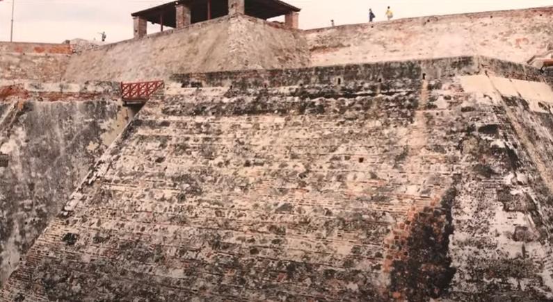 Murallas de Cartagena, Cartagena de Indias