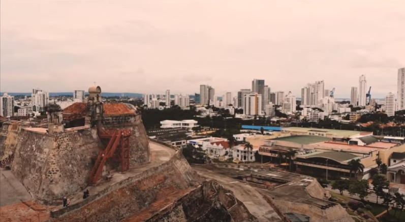 Murallas de Cartagena