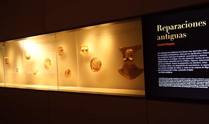 Museo del Oro, Colombia