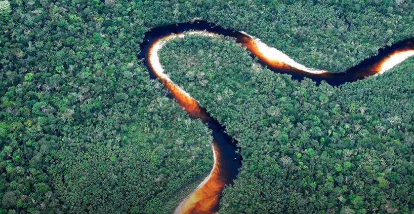 Parque Nacional Chiribiquete, Villavicencio, Colombia