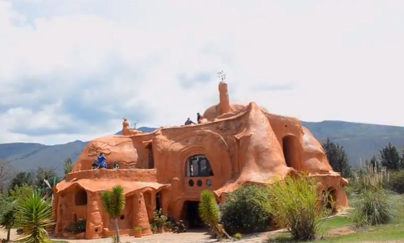 Villa de Leyva, Casa Terracota