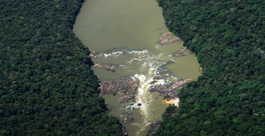 Villavicencio, Parque Nacional Chiribiquete